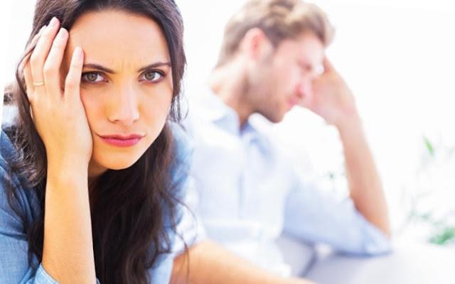 стадии отношений по месяцам: отвержение