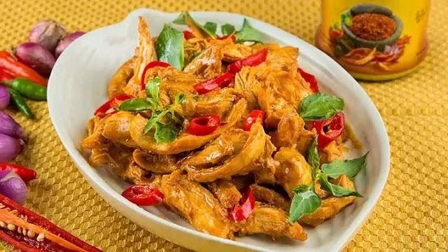 600 Gambar Ayam Rica Rica Kemangi  Terbaik