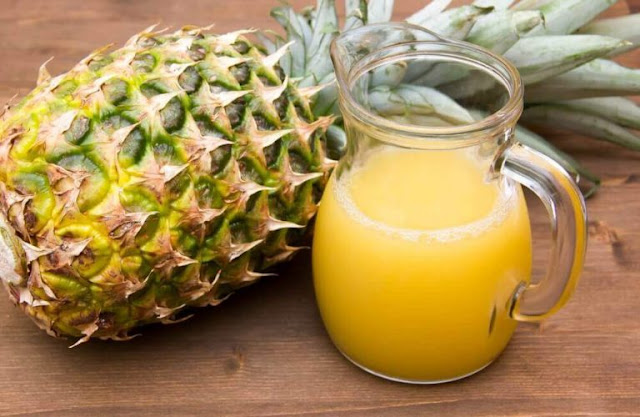 Pineapple Water Benefits