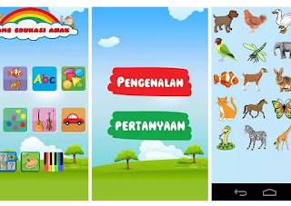 Game edukasi Anak Android PAUD TK SD - Game edukasi anak lengkap