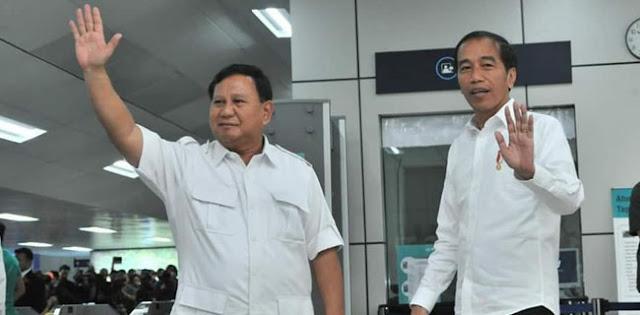 Jokowi Gandeng Gerindra, PDIP: Selamat Datang Di Kabinet Gotong Royong