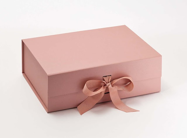 Kraft Gift Boxes: Lightweight But Strong Packaging Material