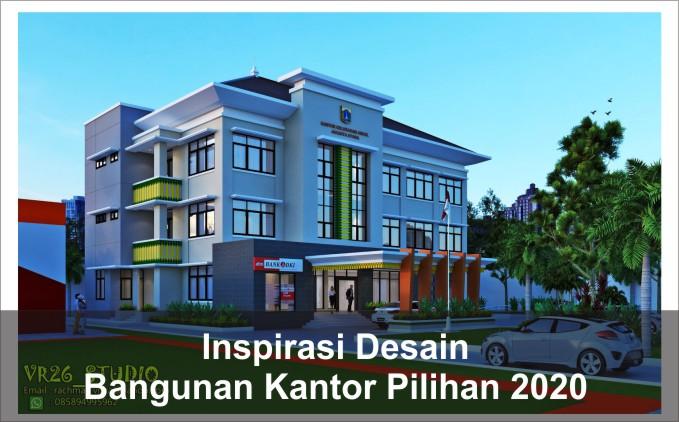 desain bangunan kantor 2020