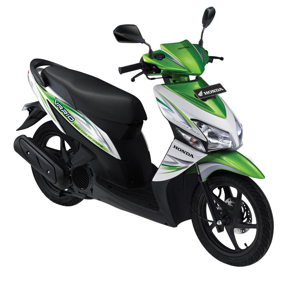 Harga Sepeda Motor Honda Via Bp Blogspot