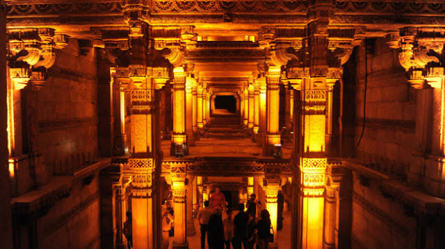 Adalaj terraced well, Ahmedabad