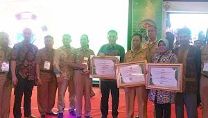 Dukung Program Inovasi Desa, Gubernur Sulteng Raih Penghargaan