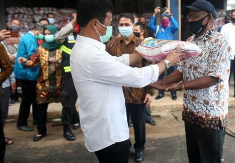Bantuan Sembako Tahap Empat Akan Dibagikan ke 12 Kecamatan di Batam