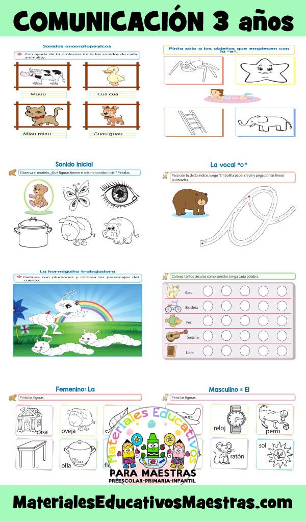 fichas-comunicacion-preescolar
