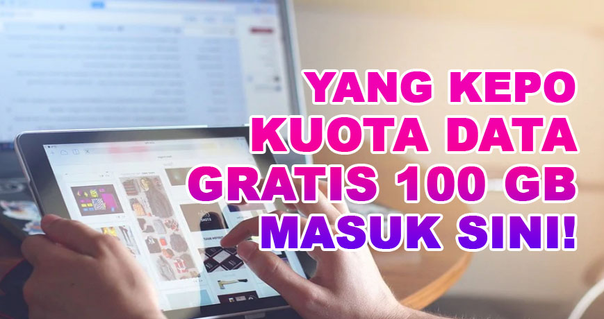 Kuota Gratis 1000GB di WhatsApp
