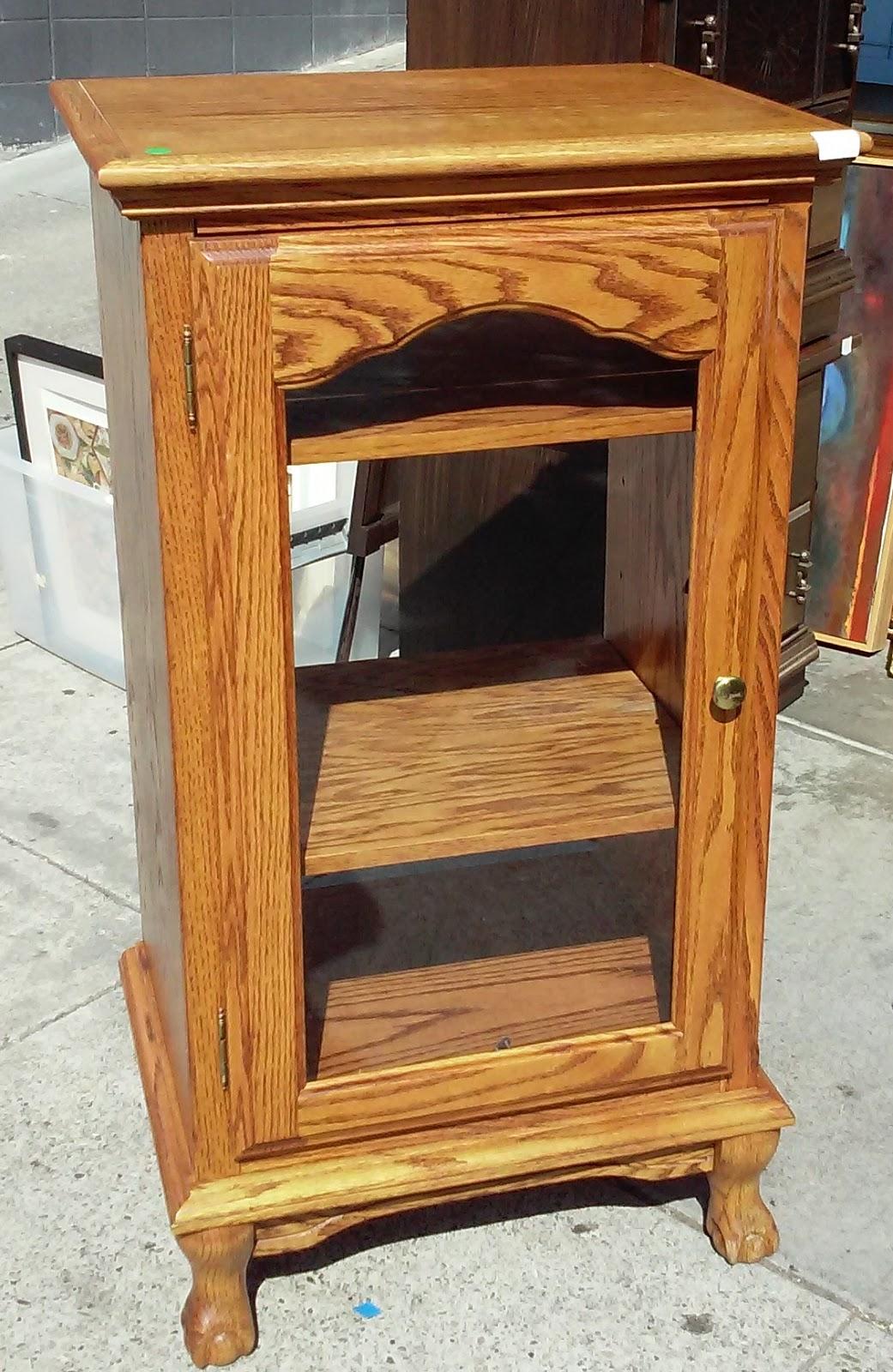 Fantastic Uhuru Furniture Collectibles Sold 4932 Claw Footed Oak 3 Interior Design Ideas Gentotryabchikinfo