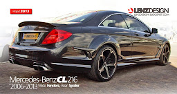 Mercedes-Benz CL 216 Wide Body Kit