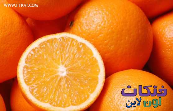 طريقة تخزين البرتقال من السنة للسنة