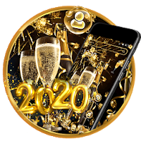 Happy New Year 2020 Party Theme Apk free Download for Android