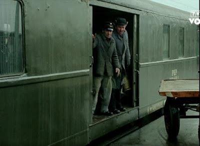 wagon bagażowy