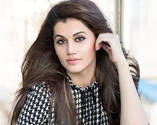 Taapsee pannu Is Famous South Indian Actress