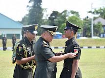 Pangdam XIII/Merdeka Tutup Dikmata TNI AD Gelombang II