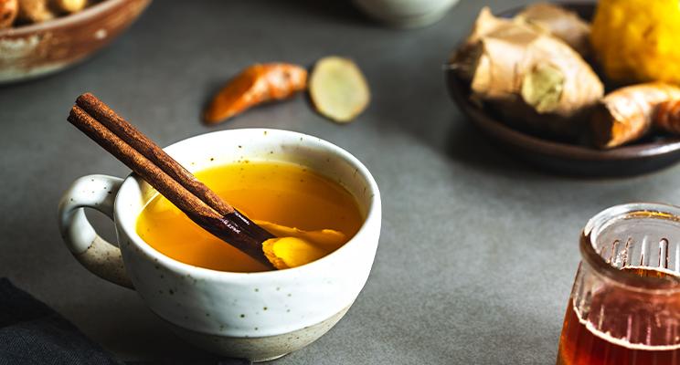 Turmeric Basil Health benefits