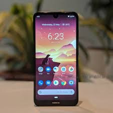 Nokia 3.2 : Display