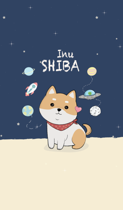 Shiba Inu dog