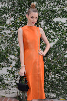 Jaime King - W Magazine Golden Globe Luncheon 01/08/2016