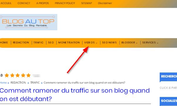 booster le ,nombre de visiteurs sur un site grâce au contenu vidéo