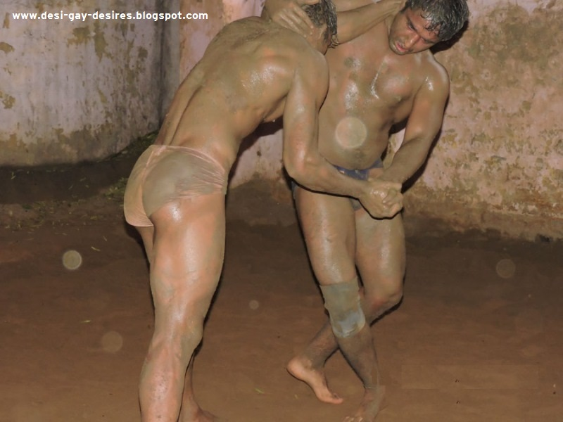 from Jerry nude male mud wrestling photos
