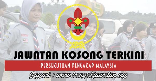 Jawatan Kosong 2017 di Persekutuan Pengakap Malaysia www.banyakjawatan.my