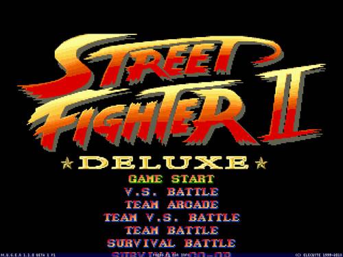 mugen player street fighter ii deluxe