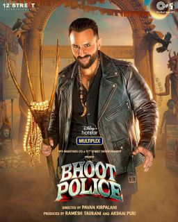Bhoot Police Disney+ Hotstar Movie Download