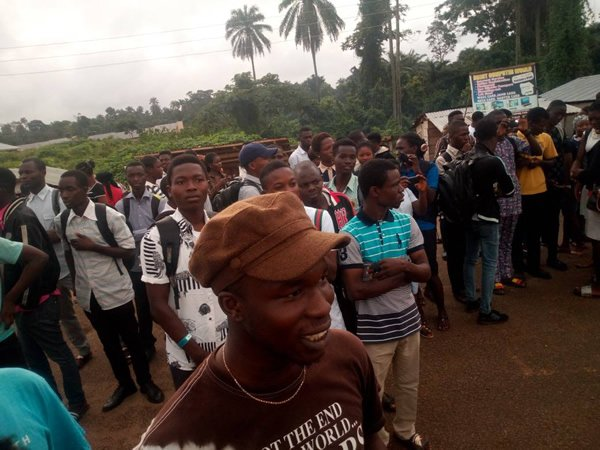 FUOYE shut indefinitely over students' unrest