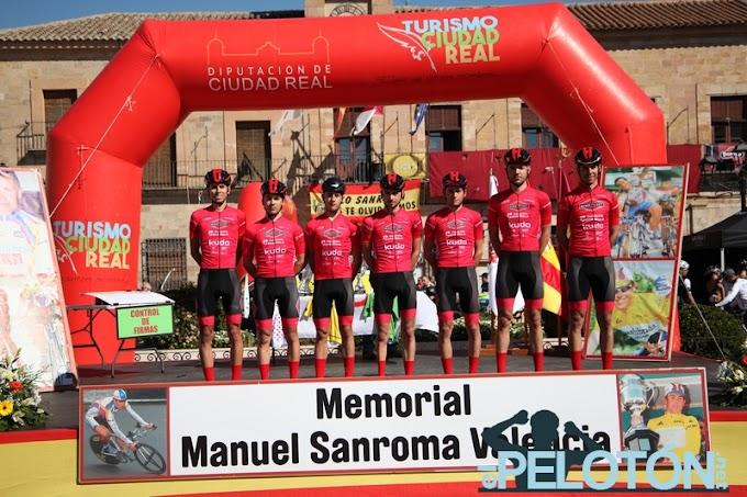 Luis Flauzino y Alejandro Piquero del Tenerife BikePoint Pizzería Española lo intentaron sin éxito en Almagro