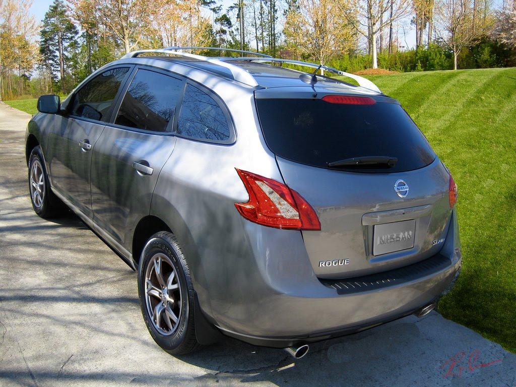 Nissan Rogue Towing Capacity >> Car Barn Sport: Nissan Rogue (2012)
