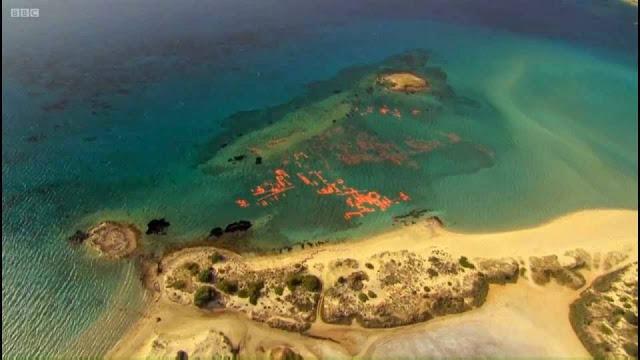 Η αρχαιότερη βυθισμένη πόλη του κόσμου είναι στην Ελλάδα και μάγεψε το BBC (βίντεο drone)