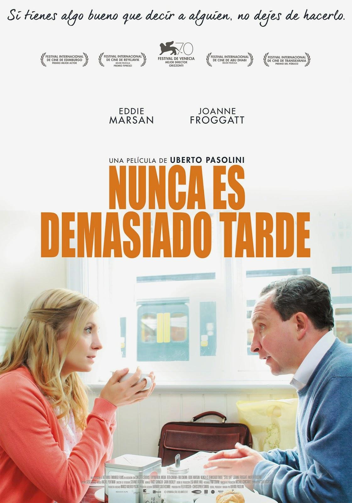 Nunca Es Demasiado Tarde (2013)