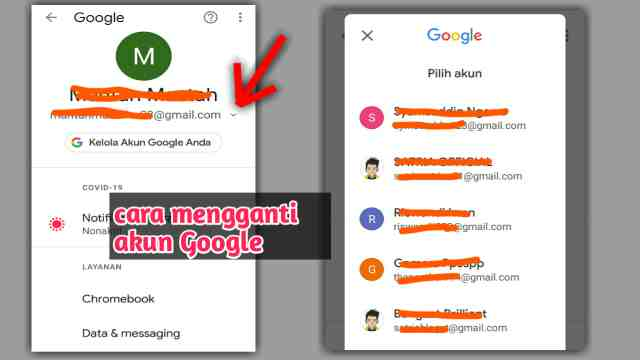 Cara Mengubah Tanggal Lahir Di Akun Google Gmail Youtube Agar 18 Tahun Mediarale