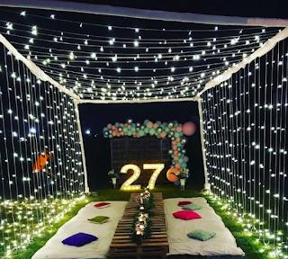 surprise birthday party planner in Delhi