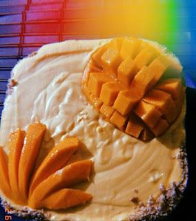 Mango cheesecake बनाने का सबसे आसान तरीका