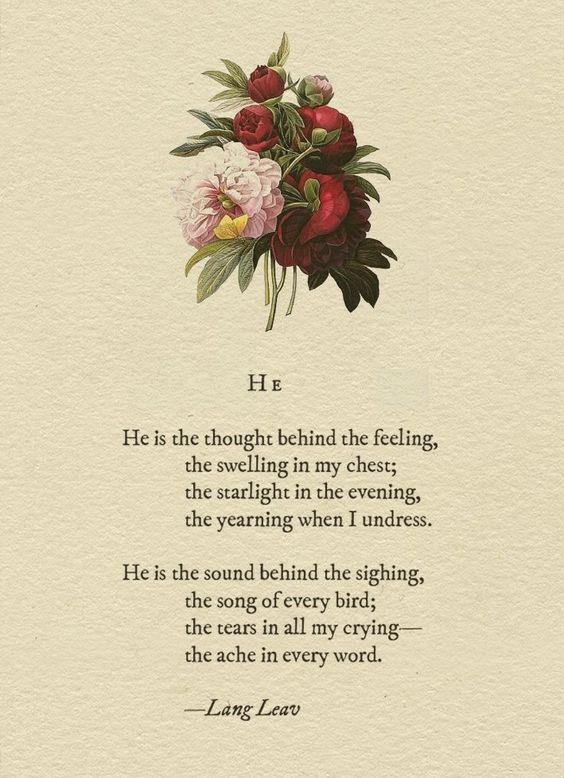 romantic love poem for valentine