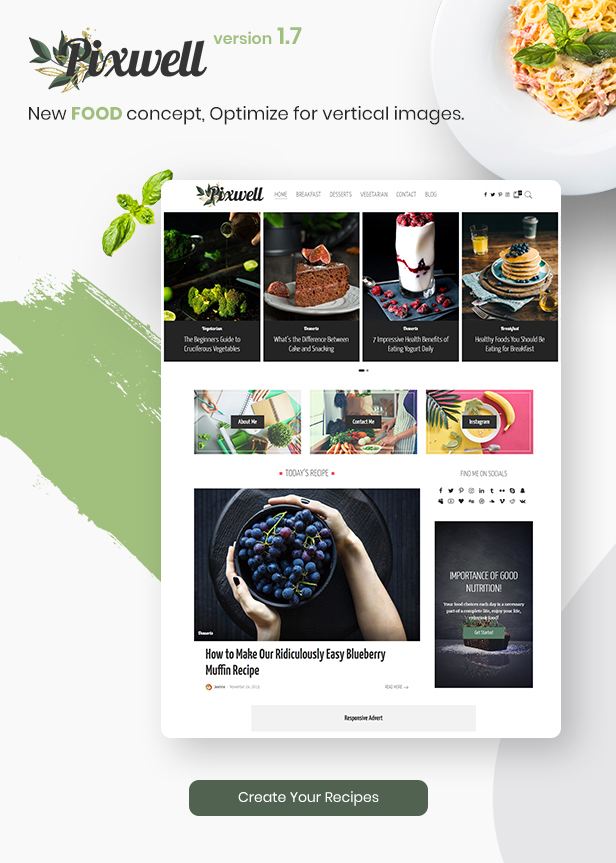 Best Wordpress Modern Magazine Blog Theme - Pixwell