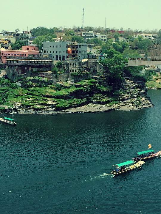 River Bank Cities of MP