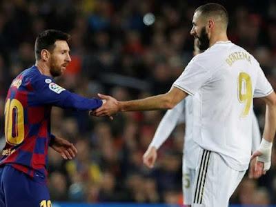 Vua phá lưới La Liga: Benzema đe dọa Messi, cần Ramos giúp điều này