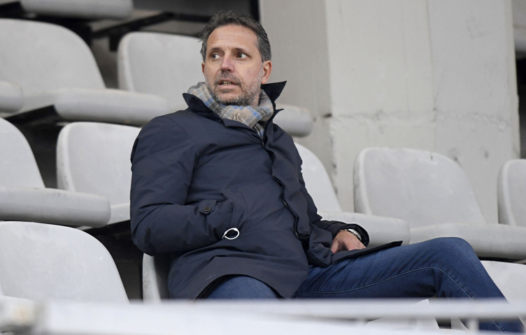 "Paratici: ""Pritisak je prirodan u klubu poput Juventusa"""