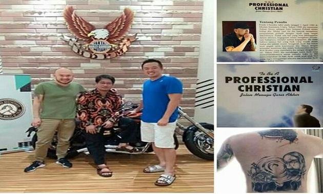 Masuk Islamnya Tetangga Ahok Seorang Pengusaha Muda, Penginjil Dan Penulis Dari Gereja Bethel Indonesia