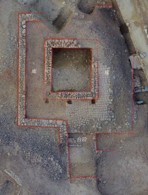 Ninth century temple complex found in southwest China