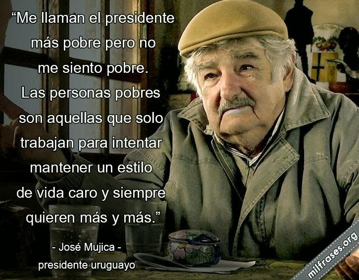 El Amor Y Frases De La Vida: Jose Mujica Quotes In Spanish. QuotesGram
