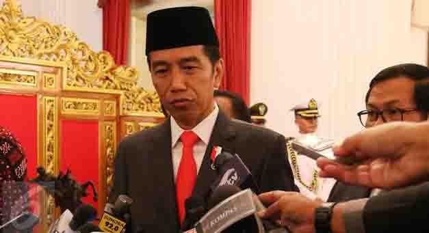 UU MD3 Dinilai Tak Sejalan dengan Sikap Jokowi