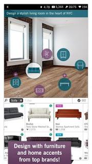 Design Home Mod v1.00.10 Apk No Root Unlimited Money Terbaru