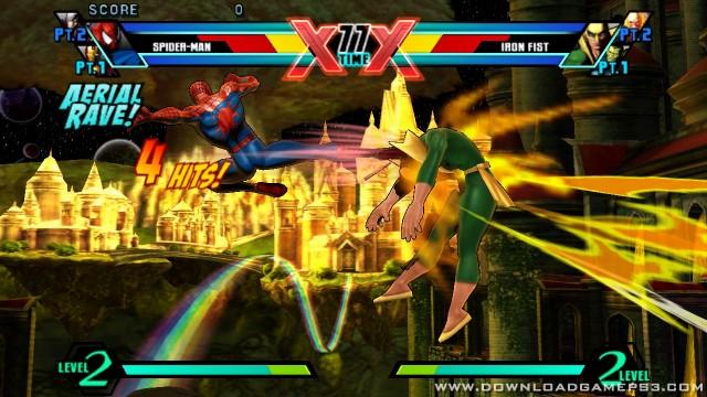 Ultimate Marvel Vs Capcom 3 - Download game PS3 PS4 RPCS3 PC