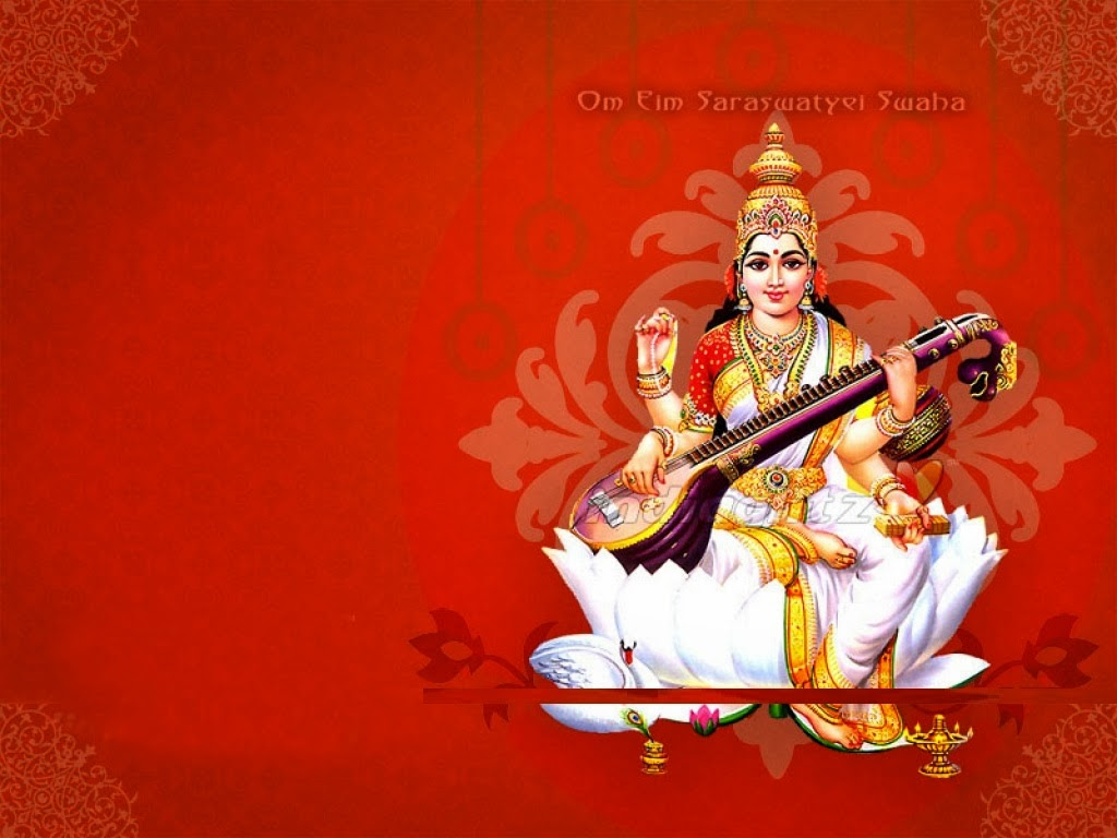 Beautiful Wallpapers Saraswati Maa Hd Wallpapers Images For Free Download