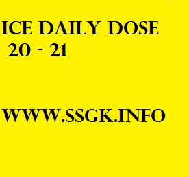 ICE DAILY DOSE 20 - 21